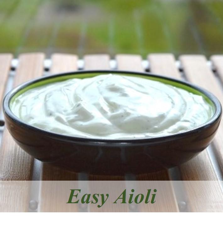 Easy Aioli