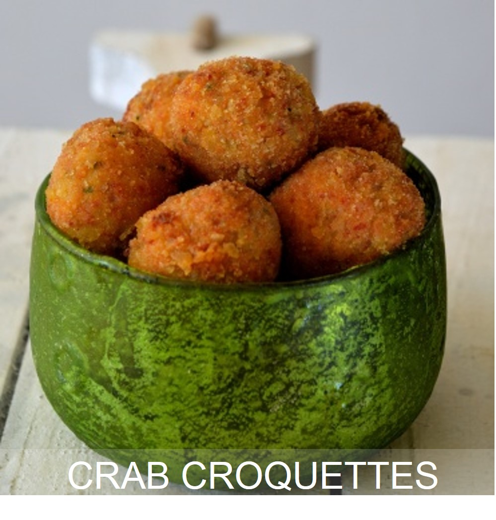 Crab Croquettes