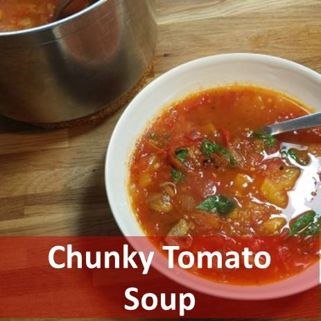Chunky Tomato Soup
