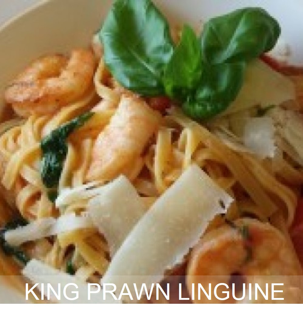 King Prawn Linguine