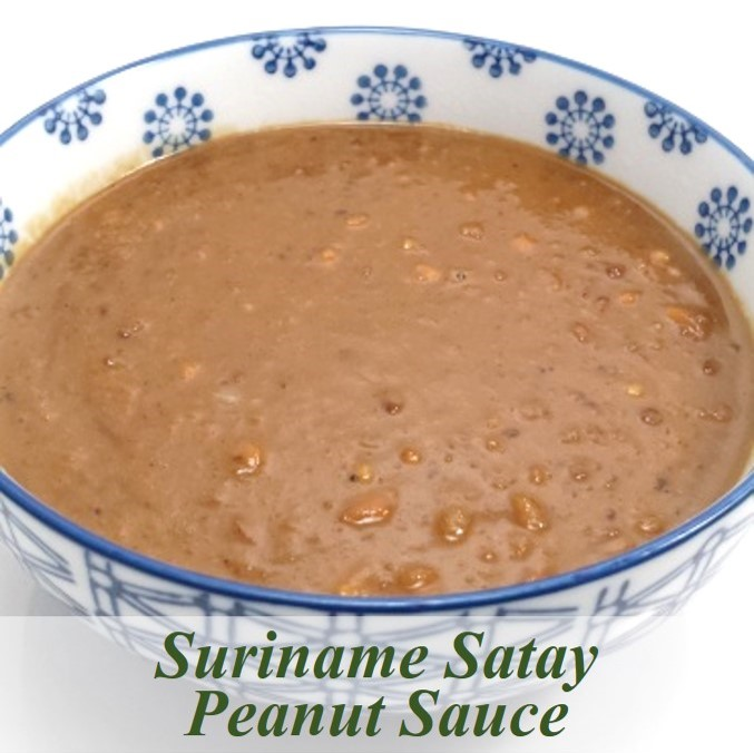 Suriname Satay Sauce
