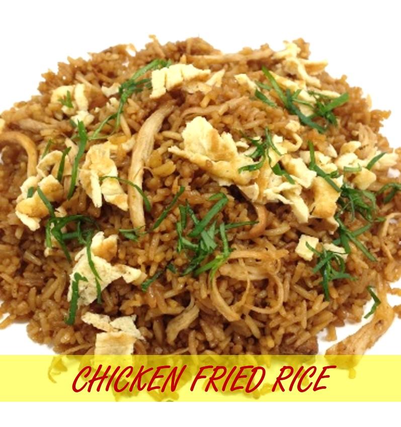 Chicken Fried Rice Nasi Goreng